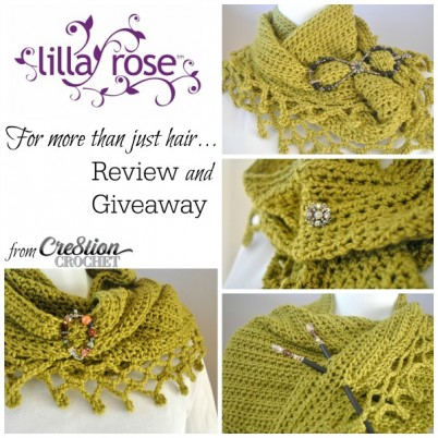 Win Some Bling for your Crochet with Lilla Rose