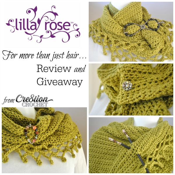 Lilla Rose for more than just hair review and giveaway