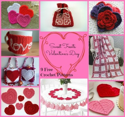 Sweet Treats Valentine's Day Pattern Compilation