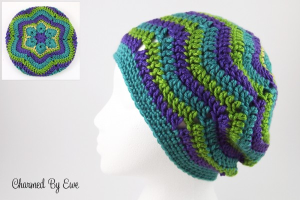 slouch hat by charmed by ewe