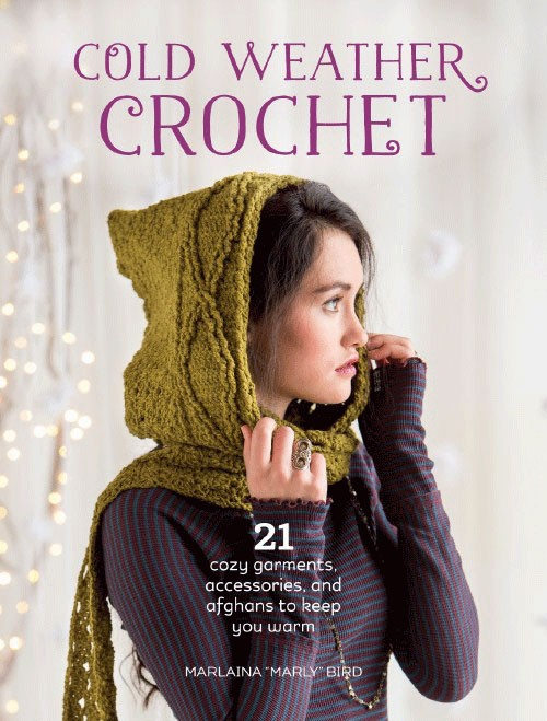 Cold Weather Crochet by Marly Bird