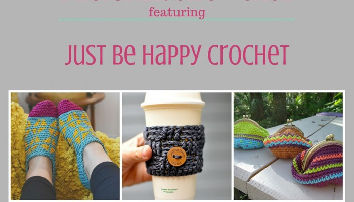 Designer Showcase – Just Be Happy Crochet