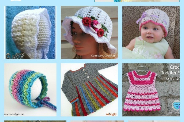 Easter Bonnets and Dresses Pattern Compilation