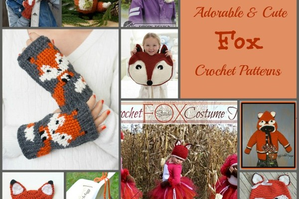 Adorable Foxes Pattern Compilation