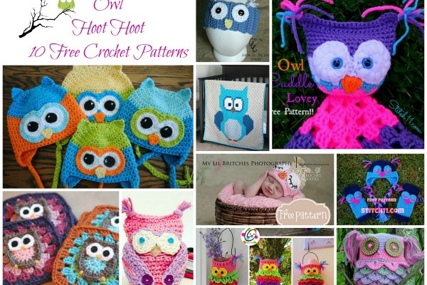 All about Owls Pattern Compilation