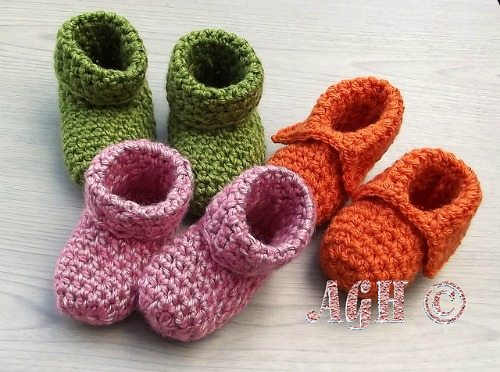 Baby Booties Pattern Compilation - Cre8tion Crochet