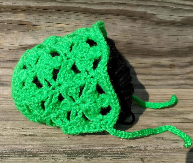 bonnet free crochet pattern