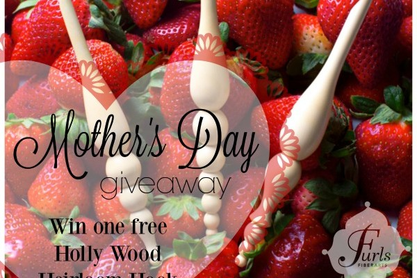 Mother's Day Giveaway from Furls and Cre8tion Crochet