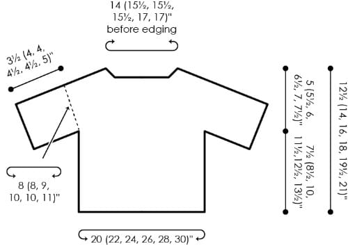 Shell Tee Schematic Child