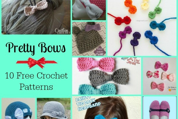 Pretty Bows Pattern Compilation