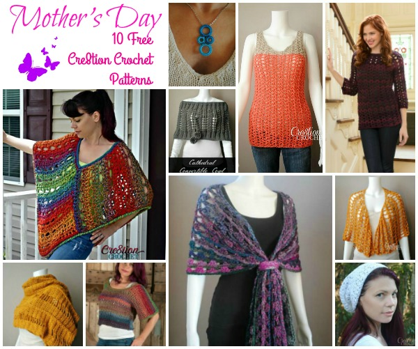 Special Mother's Day Free Pattern Compilation