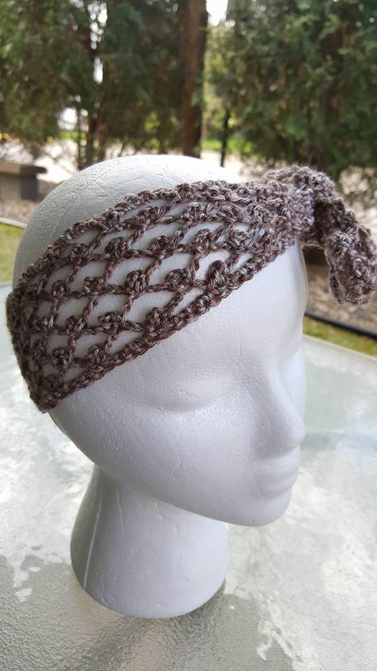 Spring Fling Free Crochet Headband Pattern Cre8tion Crochet