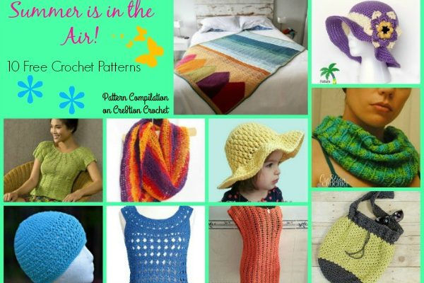Summer is in the Air Pattern Compilation