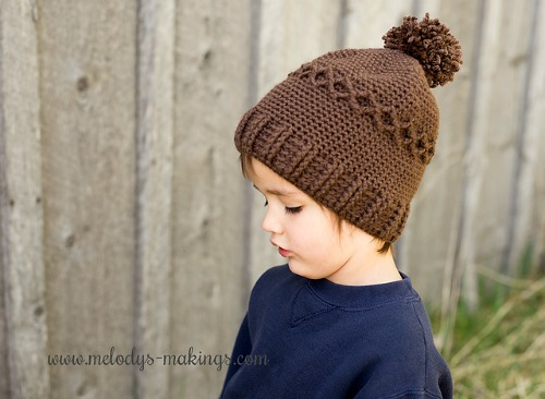 Slouchy Diamond Cap