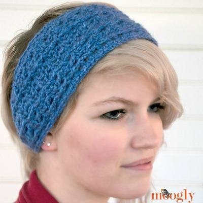 Warm Cabled Headband