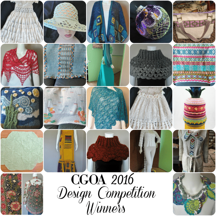 CGOA 2016 Design Competition Winners