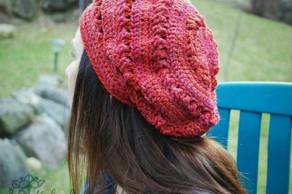 Persephone Slouch Free Crochet Pattern