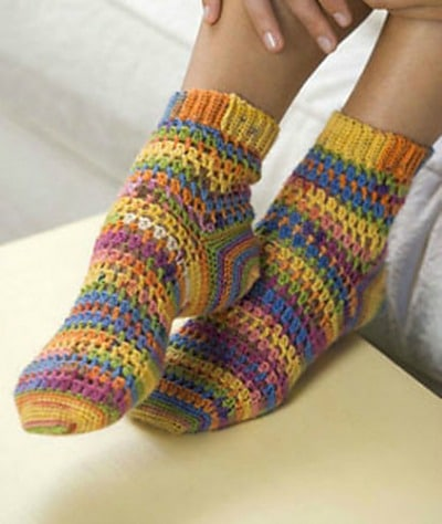 Step By Step Socks