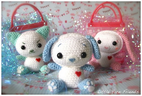 Cute Amigurumi Animals Pattern Compilation - Cre8tion Crochet