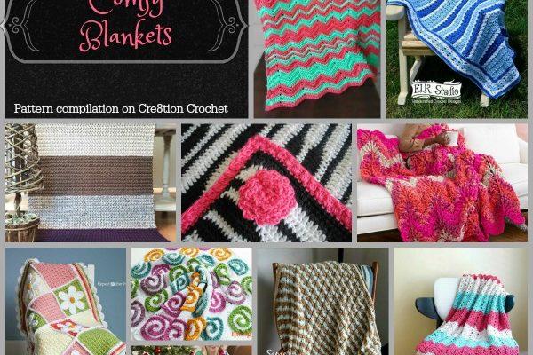 Comfy Blankets Pattern Compilation