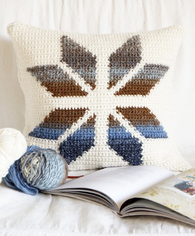 Fair Isle And Intarsia Crochet Pattern Compilation Cre8tion Crochet
