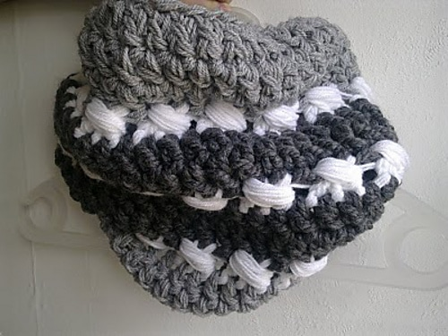 big grey cloud cowl