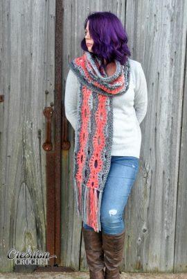 Super Scarf Free Crochet Pattern