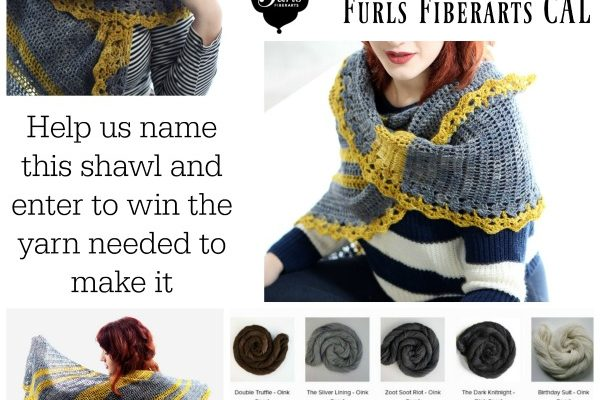 Join Cre8tion Crochet in this fun CAL with Furls Fiberarts