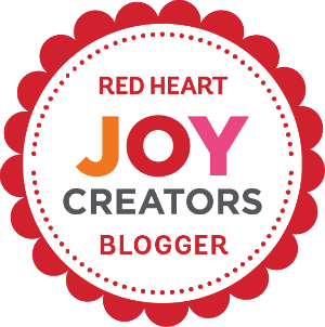 Proud to be part of the Red Heart Blogging Team