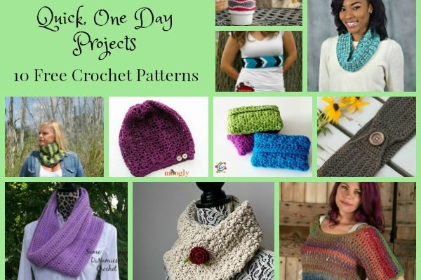 Quick, One Day Projects Pattern Compilation