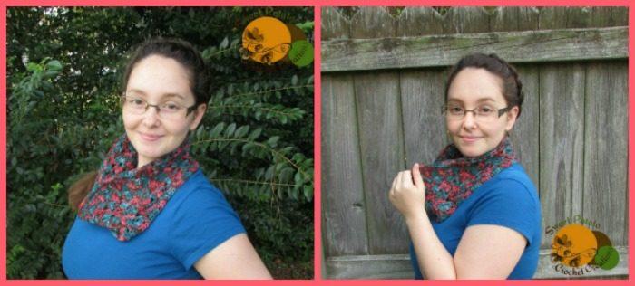 Rockskipper Cowl Free Crochet Pattern