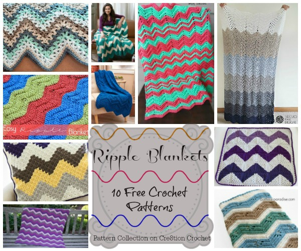 This Ripple Blankets collection can help you decide on which beautiful keepsake blanket to gift a brand new family