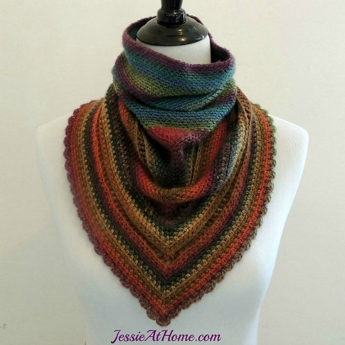 Fall Inspired Cowls Pattern Compilation - Cre8tion Crochet