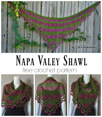 Napa Valley Shawl