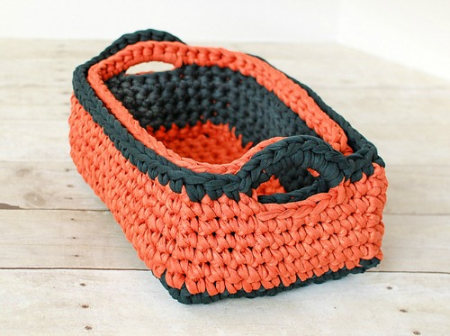 Rectangular Nesting Basket