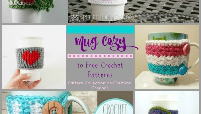 Mug and Cup Cozy Pattern Collection