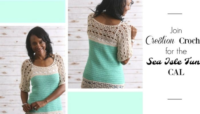 Sea Isle Tunic- August CAL