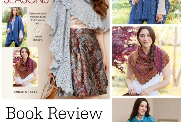 Wraps for All Seasons Book Review and Giveaway
