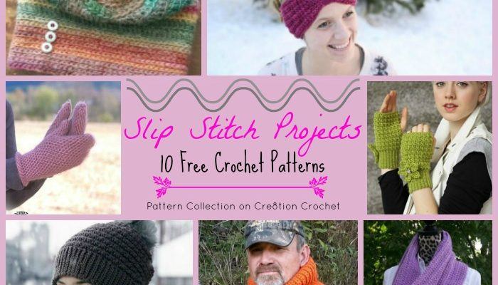 Slip Stitch Projects Pattern Collection