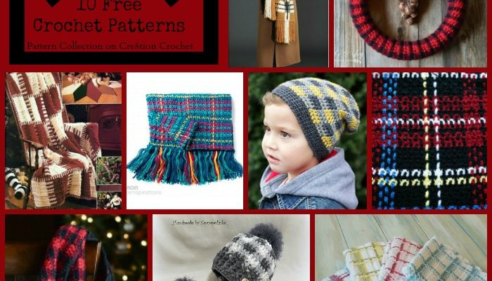 Pretty In Plaid Pattern Collection