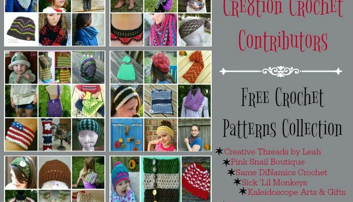 2016 Contributor Patterns Free Patterns Collection