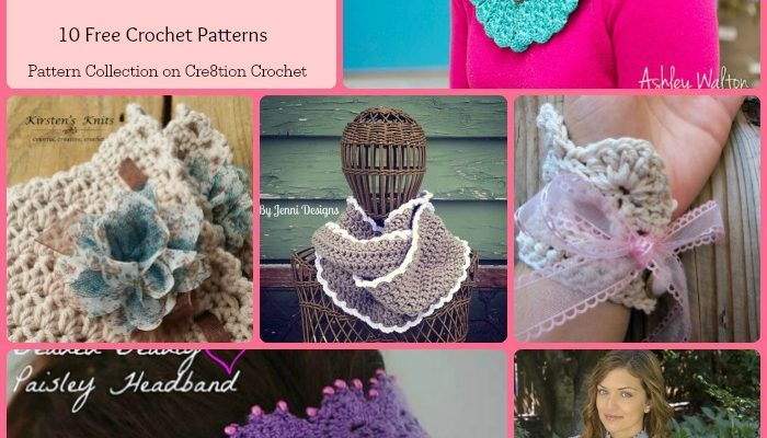 Romantic Vintage & Lace Inspired Pattern Collection