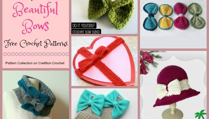 Beautiful Bows Pattern Collection
