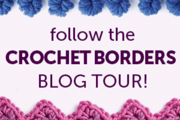 Crochet Borders Book Review and Giveaway