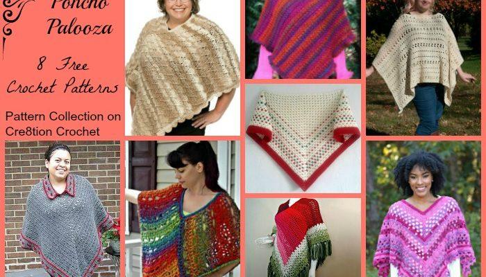 Poncho Palooza Pattern Collection