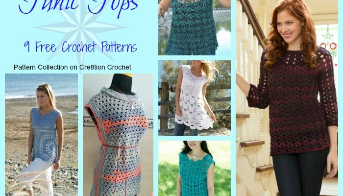 Tunic Tops Pattern Collection
