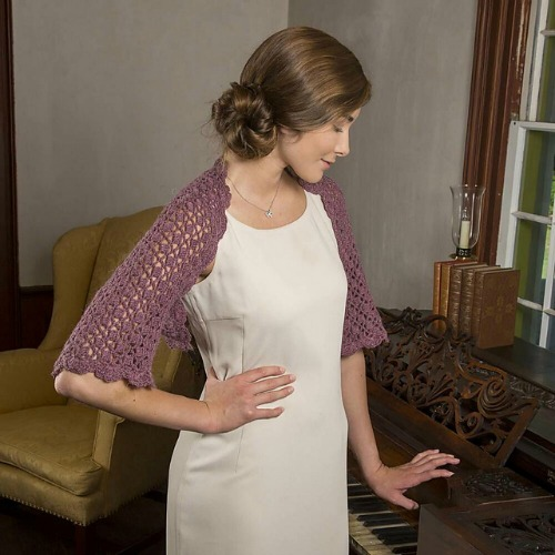 Lacy Tops Pattern Collection Cre8tion Crochet