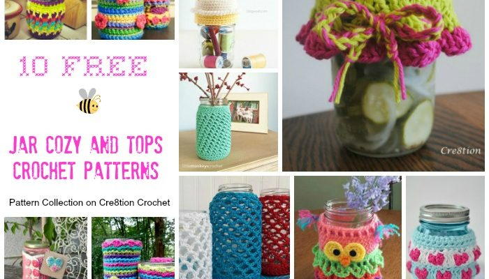 Jar Cozy and Tops Pattern Collection