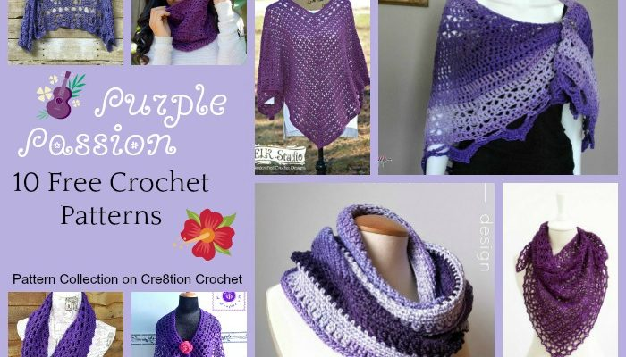 Purple Passion Pattern Collection
