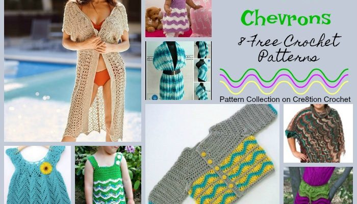 Wearable Chevrons Pattern Collections